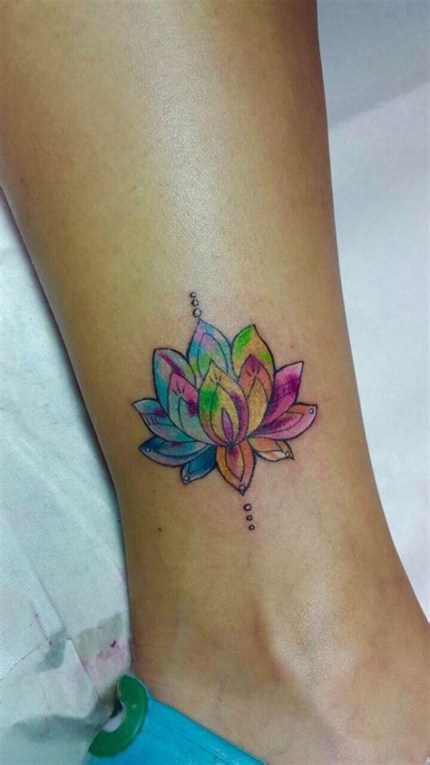 100 Most Popular Lotus Tattoos Ideas For Women Lotus | 100 most popular lotus tattoos ideas for women ankle