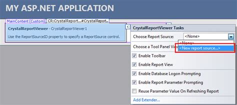 tutorial asp net crystal report crystal reports exle sle in asp net asp net c net