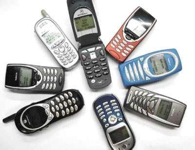 historia dos telefones celulares tunel  tempo parte  celular antigo celulares