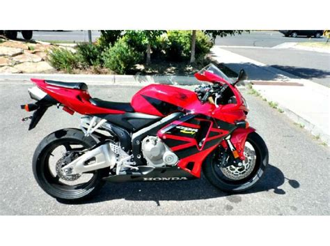2006 Honda Cbr 600rr For Sale On 2040 Motos