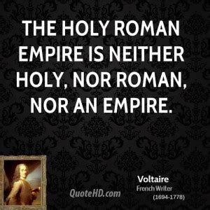 libro the holy roman empire voltaire quotes christianity quotesgram