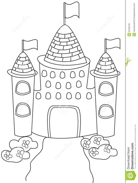 castle wall coloring page stone wall coloring pages printable free sketch coloring page