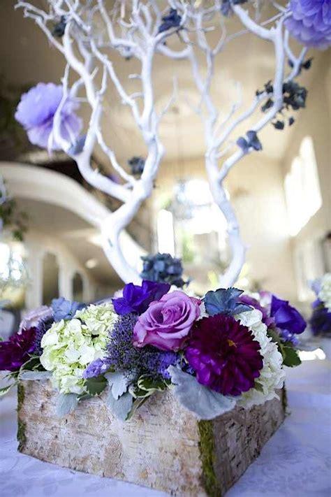 Purple Baby Shower Centerpieces Ideas by Kara S Ideas Pretty Purple Baby Shower