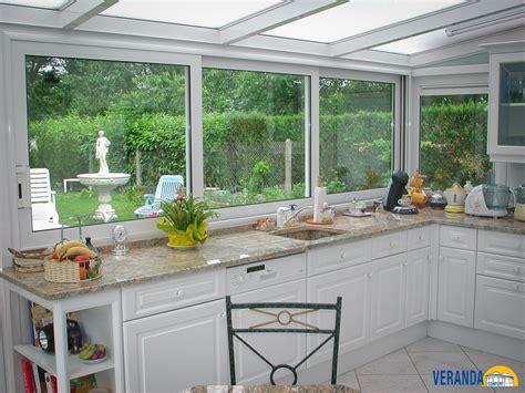 cuisine dans veranda photo davaus modele cuisine dans veranda avec des id 233 es