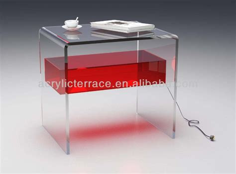 acrylic cube coffee table perspex led cube table lucite side tables buy
