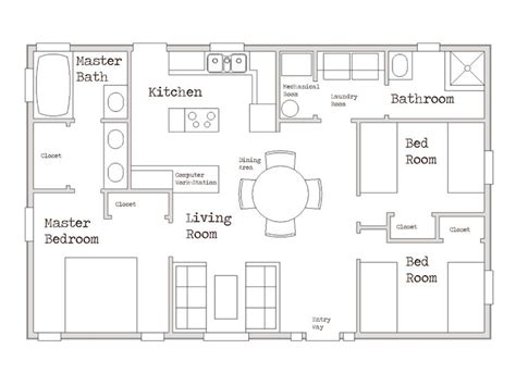small house movement floor plans small house movement plans numberedtype