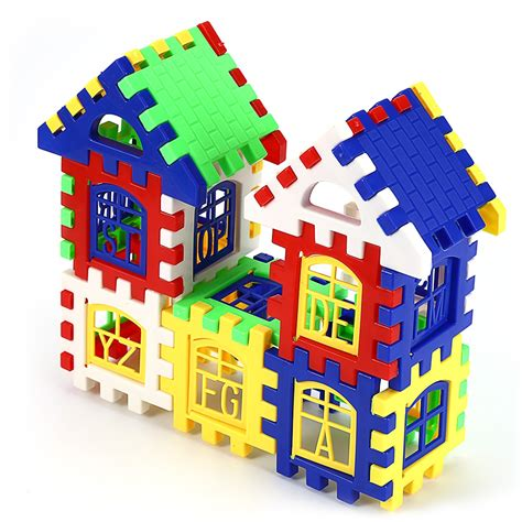 Intelligent Building Blocks Block Kembang plastic house diy building blocks in end 8 15 2019 6 23 pm