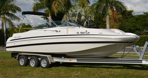 chris craft deck boats for sale chris craft 262 sport deck boat for sale from usa
