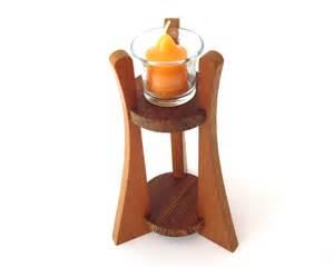 Wooden Votive Candle Holder Wooden Votive Candle Holder Teak Bocote Cordia Cut