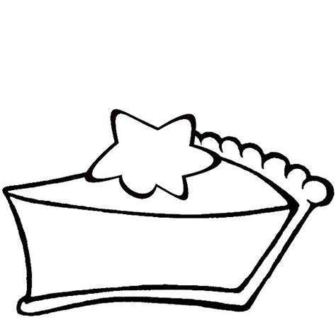 cake slice coloring page cake slice coloring pages