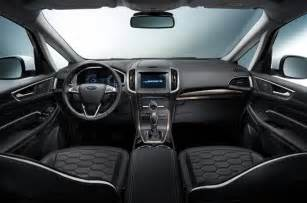 New Mondeo Interior Ford Edge Kuga And S Max Vignale Models Revealed Autocar