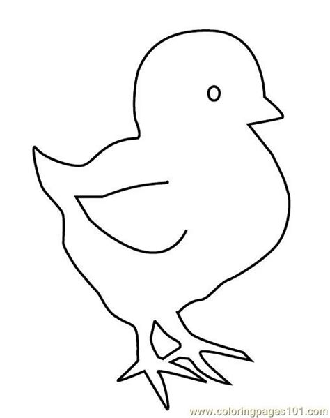 coloring pages easter chicks animals gt easter chicks