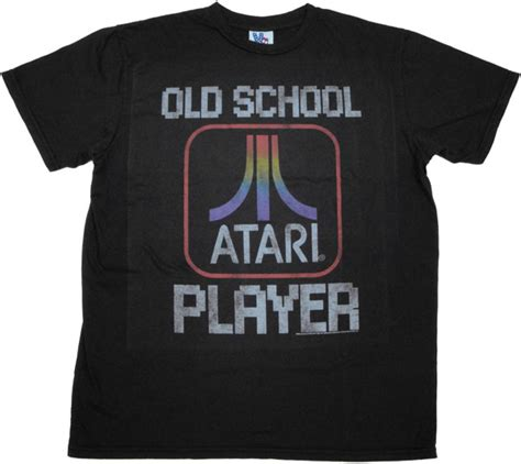 Tshirt Atari atari school t shirt sheer