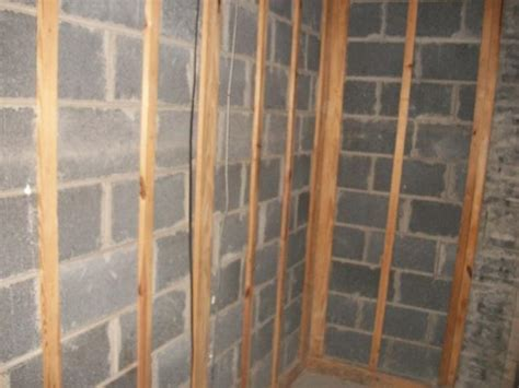 Basement Insulating A Basement Framing Insulating A Do You Insulate Basement Walls