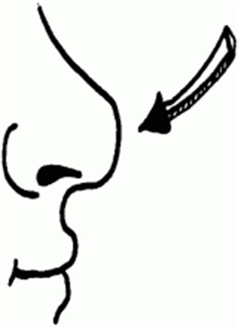 coloring page for nose pin nose coloring page on pinterest