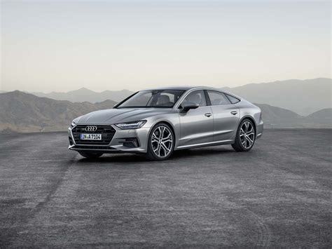 Audi A7 Upgrades by New Audi A7 Revealed With Major Tech And Refinement