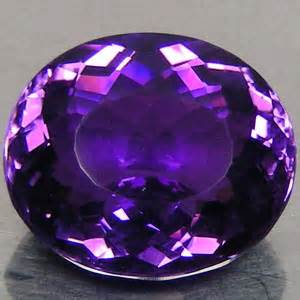 what color is amethyst un heated