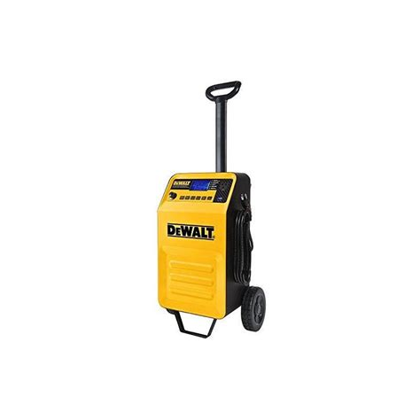 70 battery charger dewalt dxaec210 70 rolling battery charger vip outlet