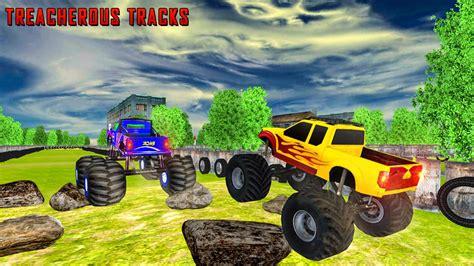 3d truck stunt racing truck jumping stunt 3d apk free racing