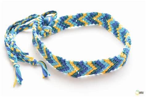 DIY Tuto Bracelet Brésilien en ceinture   Madame Citron   Blog de créations et DIY