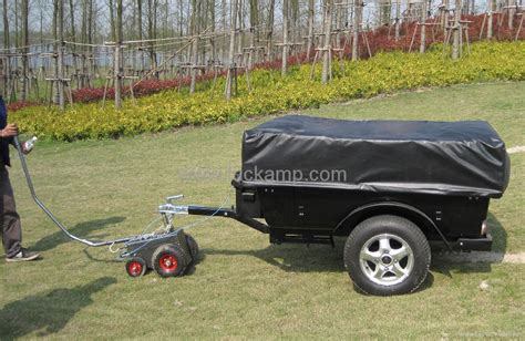 electric trailer dolly ett01 luck china