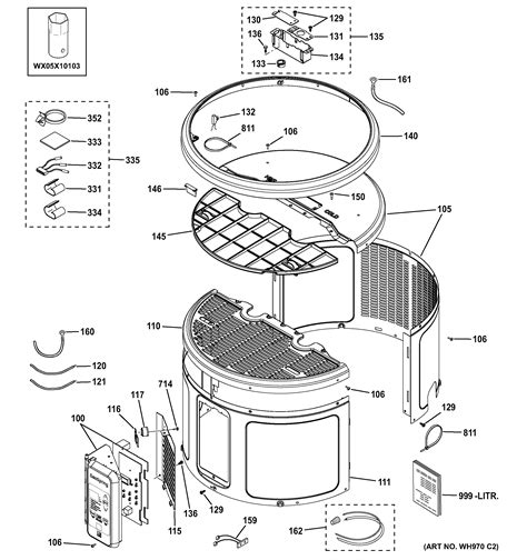 kenmore electric water heater parts wiring and parts diagram