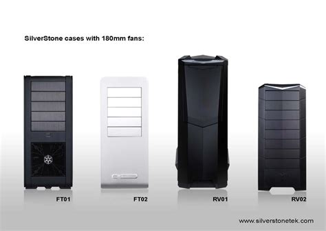 pc case fan sizes the ft02 is bigger in size than the ft01 entirely due to