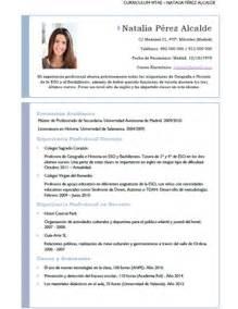 Curriculum Vitae Sle by Curriculum Vitae Ejemplos Modelos Best Sle Resume It Asset