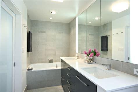 spiegelschrank für badezimmer retro badezimmer idee