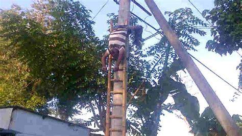 Oven Listrik Di Hartono Surabaya memperbaiki lu jalan pria ini malah tewas tergantung