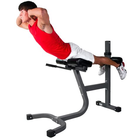 hyperextension bench exercises xmark xm 7456 hyperextension bench