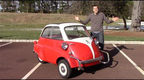 Isetta Auto by The Bmw Isetta Is The Strangest Bmw Of All Time