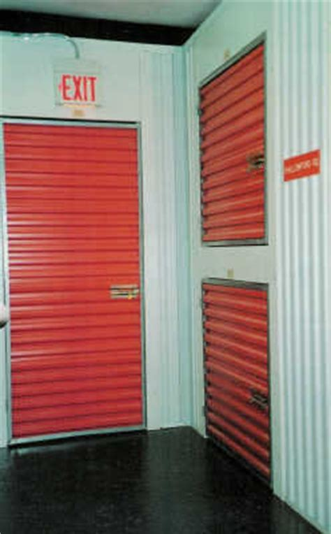 Dbci Doors by Dbci Doors Dbci Self Storage Security
