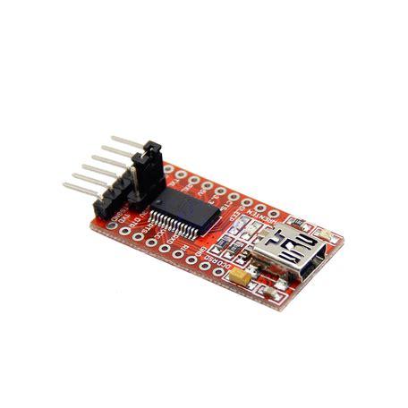 Ftdi Ft232rl Usb To Ttl 5v 3 3v stak ftdi ft232rl usb to ttl serial adapter 3 3v and