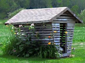 Small A Frame Cabin start small think small consider a corn crib