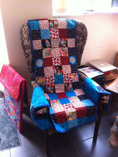 Patchwork Covered Chairs - quilters cottage norfolk patchwork chair cover