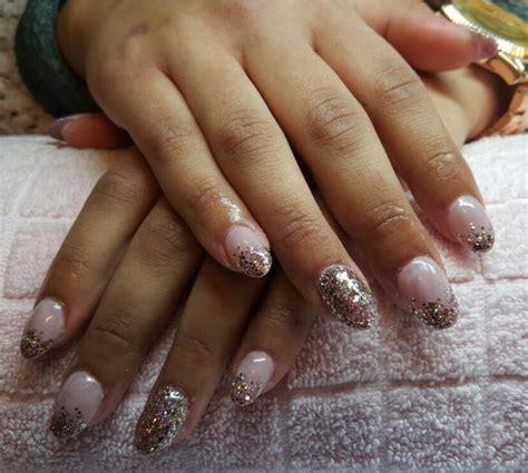 Glitter Acrylnagels by Nagelsalon Hoogeveen Uw Handen Uw Visitekaartje