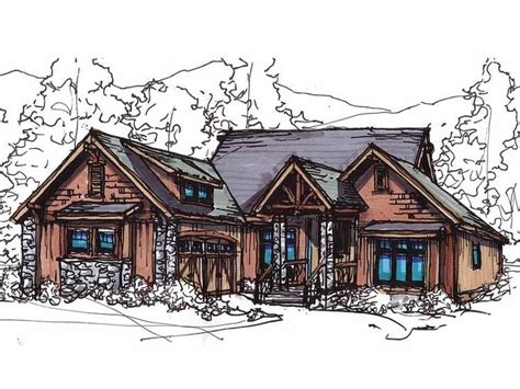 Dream Home Source Com | craftsman house plan with 1874 square feet and 3 bedrooms