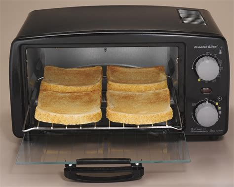 Proctor Silex Extra Large Toaster Oven Toasters Slice 2 4 Breville Ovens Convectioncuisinart