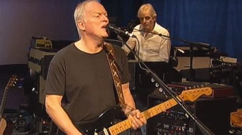 david gilmour comfortably numb pink floyd s david gilmour rick wright team up for