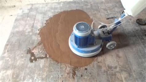 spazzola pulisci camino monospazzola per la pulizia dei pavimenti in cotto