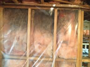 fibreglass insulation in basements is a guaranteed failure