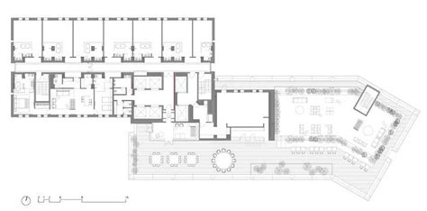 Floor Plan by Galeria De Mamilla Hotel Safdie Architects 12