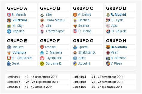Calendario De La Chions League 2015 Calendario De La Fase De Grupos De La Uefa Europa League