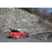 Citroen C3 WRC Concept Unveiled Before Paris Motor Show
