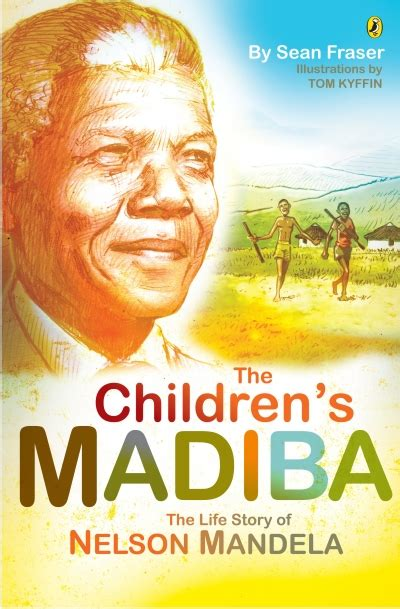 author of biography of nelson mandela the children s madiba the life story of nelson mandela by