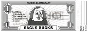 School Bucks Template by Pbis Posters Page 4 Of 9 Pbis Posters