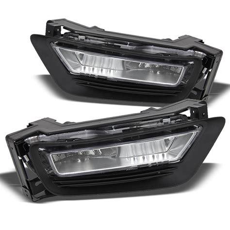 2013 honda accord fog lights 2013 2014 honda accord 4dr sedan oem style replacement fog