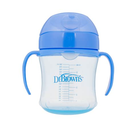Dr Brown S Transition Cup 180ml dr brown s baby soft spout transition cup dr brown s baby