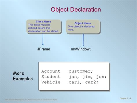 How To Declare String In Java by Chapter 2 Getting Started With Java
